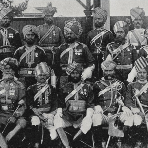 FEDERATION OF AUSTRALIA 1901 – THE INDIAN CONTINGENT